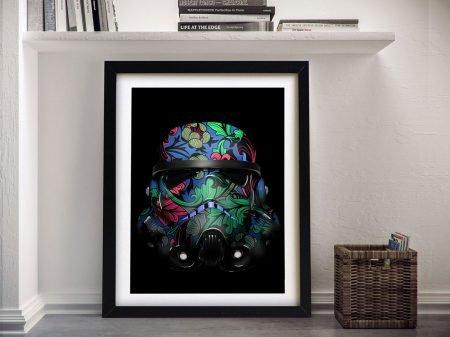 Buy Star Wars Stormtrooper Framed Wall Art