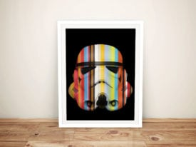 Star Wars Fan Art Framed Prints Melbourne
