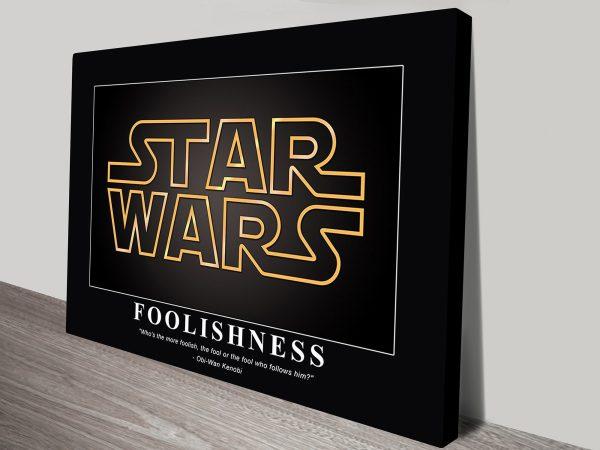 Star Wars Motivational Poster II