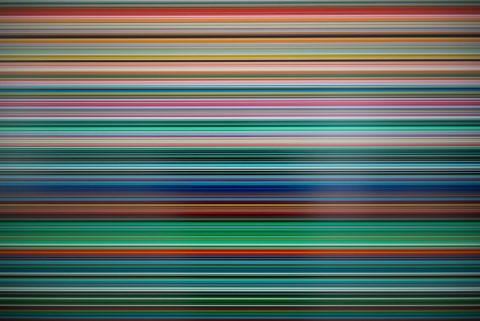Gerhard Richter Stripes Abstract Home Decor Art
