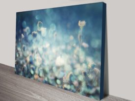 Summer Fields Large Canvas Prints