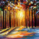 Leonid Afremov Wall Art Prints