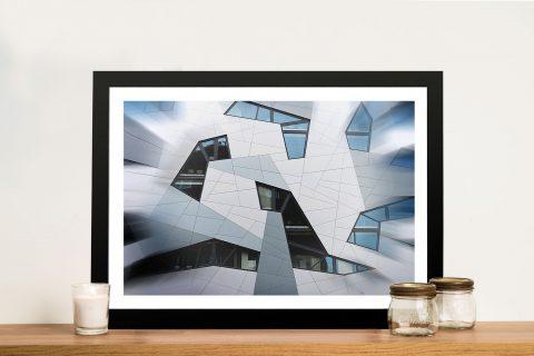 Wacky Windows Wall Art Print On Canvas Australia